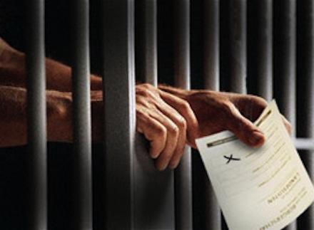 Votación de prisioneros, una cuestión del derecho en Estados Unidos. Foto: EU Law Analysis.