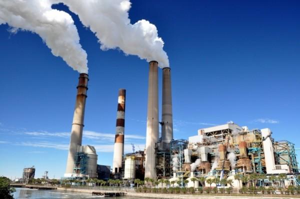 Una planta de energía en La florida. Foto: Flicker.