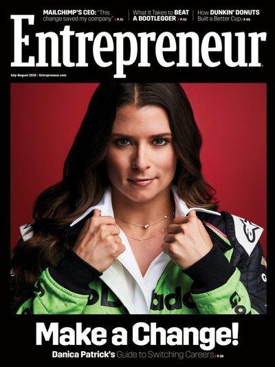 Empresaria Latina en Estados Unidos. Foto: Entrepeneur Magazine.