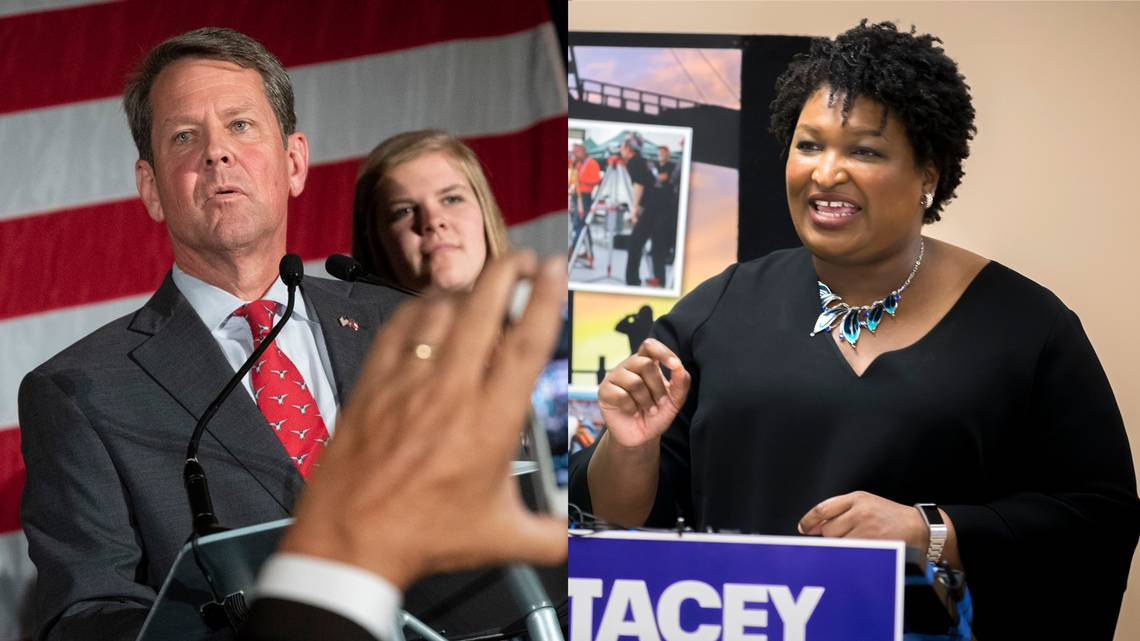 Macon.com Kemp, Abrams on complete opposite sides of Medicaid expansion | The Telegraph