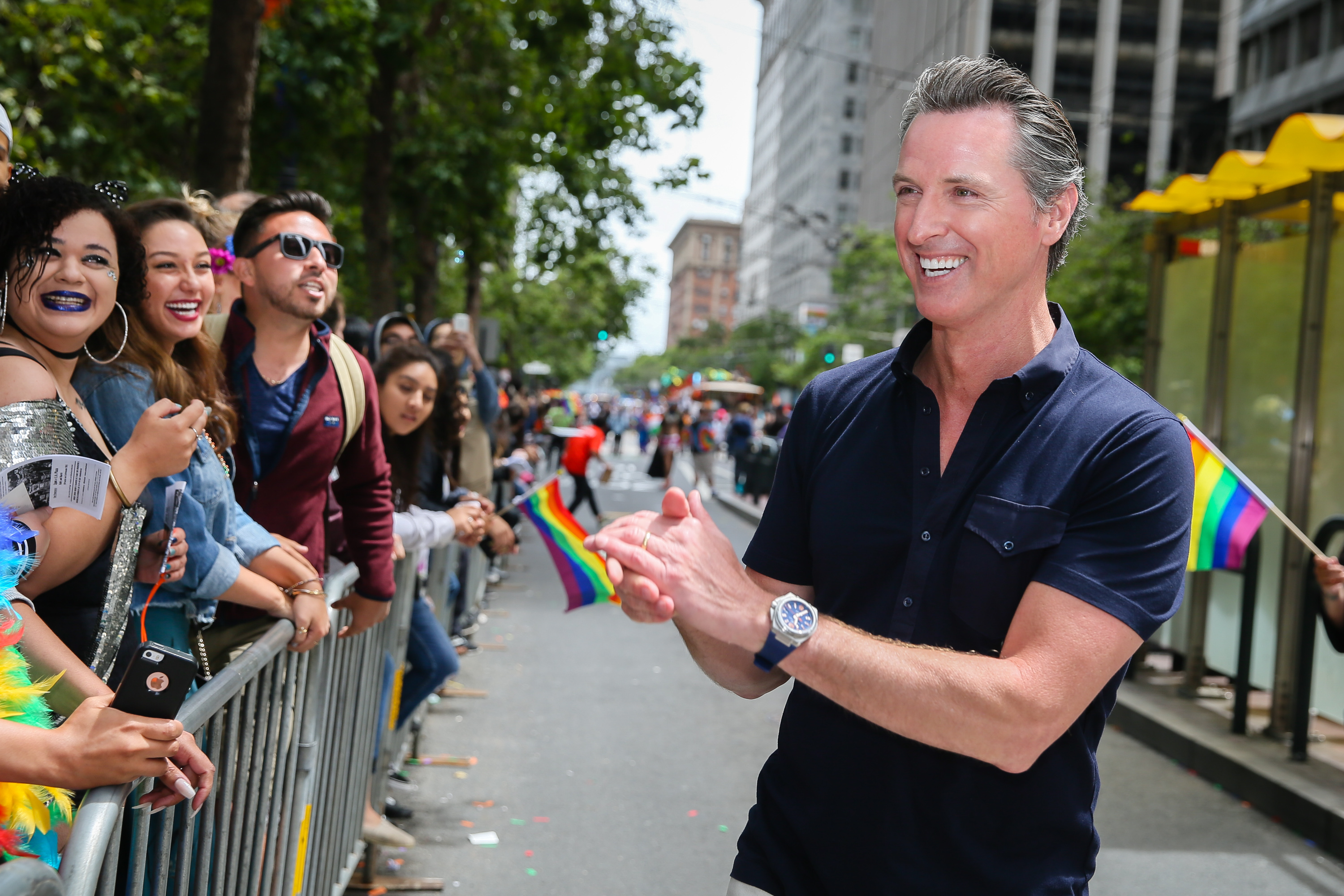 Can Gavin Newsom be stopped in California governor's race? The Mercury News