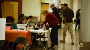 Votantes en Washinbgton, DC dicen presente en las elecciones pasadas dd 2018.