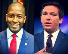 Post-Michael poll: Andrew Gillum, Ron DeSantis deadlocked; Rick ... Florida Politics In the first poll since Hurricane Michael devastated the Panhandle — and changed the course of state politics — the race for Florida Governor is virtually ...