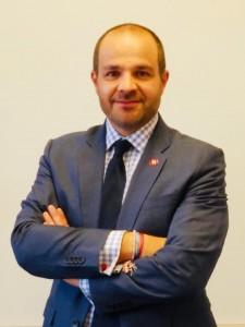 Jerónimo Cortina, Director del Centro de Estudios Mexicoamericanos de la Universidad de Houston.