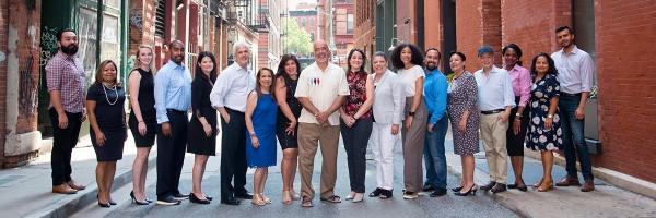 Personal de LatinoJustice /PRLDEF. Foto: Cortesía de LatinoJustice.