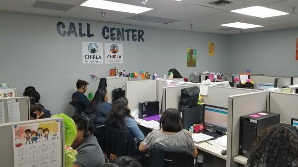 Promotor@s del voto, trabajan a todo vapor para que los latinos salgan a votar.