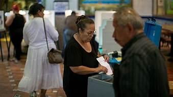 Hubo un entusiasmo notable en el electorado latino al acudir a las urnas en números muy altos para una elección intermedia que suele no incentivar este voto aunque anoche fue la excepción. Foto: www.pewresearch.org.