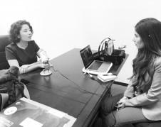 Lina Hidalgo comparte que mil millones de dólares del presupuesto del Cson destinados a la manutención de las cortes.