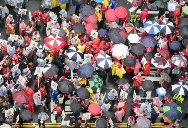 Lo último: maestros de escuelas chárter se unen a la huelga de Los Ángeles. Foto: Daily Freeman.