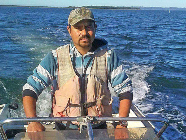 Aburto Gutiérrez Baltazar, deportado por ICE tras obtener información confidencial del Departamento de Vehículos Motorizados. Foto: The Appeal.