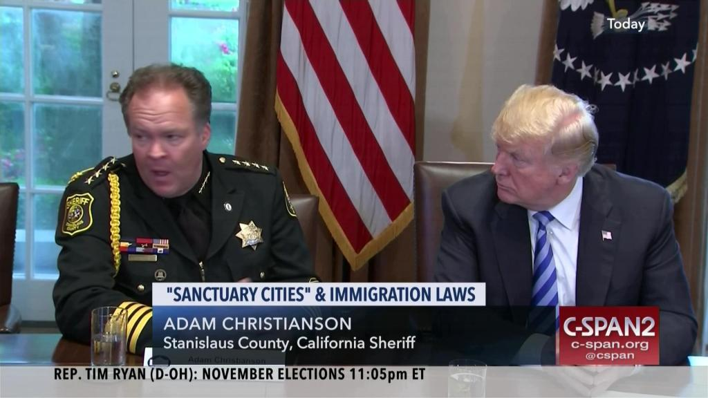 Roundtable Santuary Cities Immigration Laws, May 16 2018 | Video | C ... C-Span