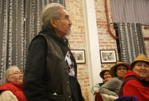Eloy Martínez recuerda la toma de Alcatraz, en donde él también participó.