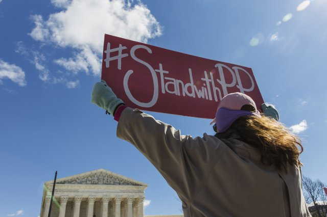 SCOTUS Voted in Favor of Planned Parenthood, but Roe Is Far From ... The Progressive