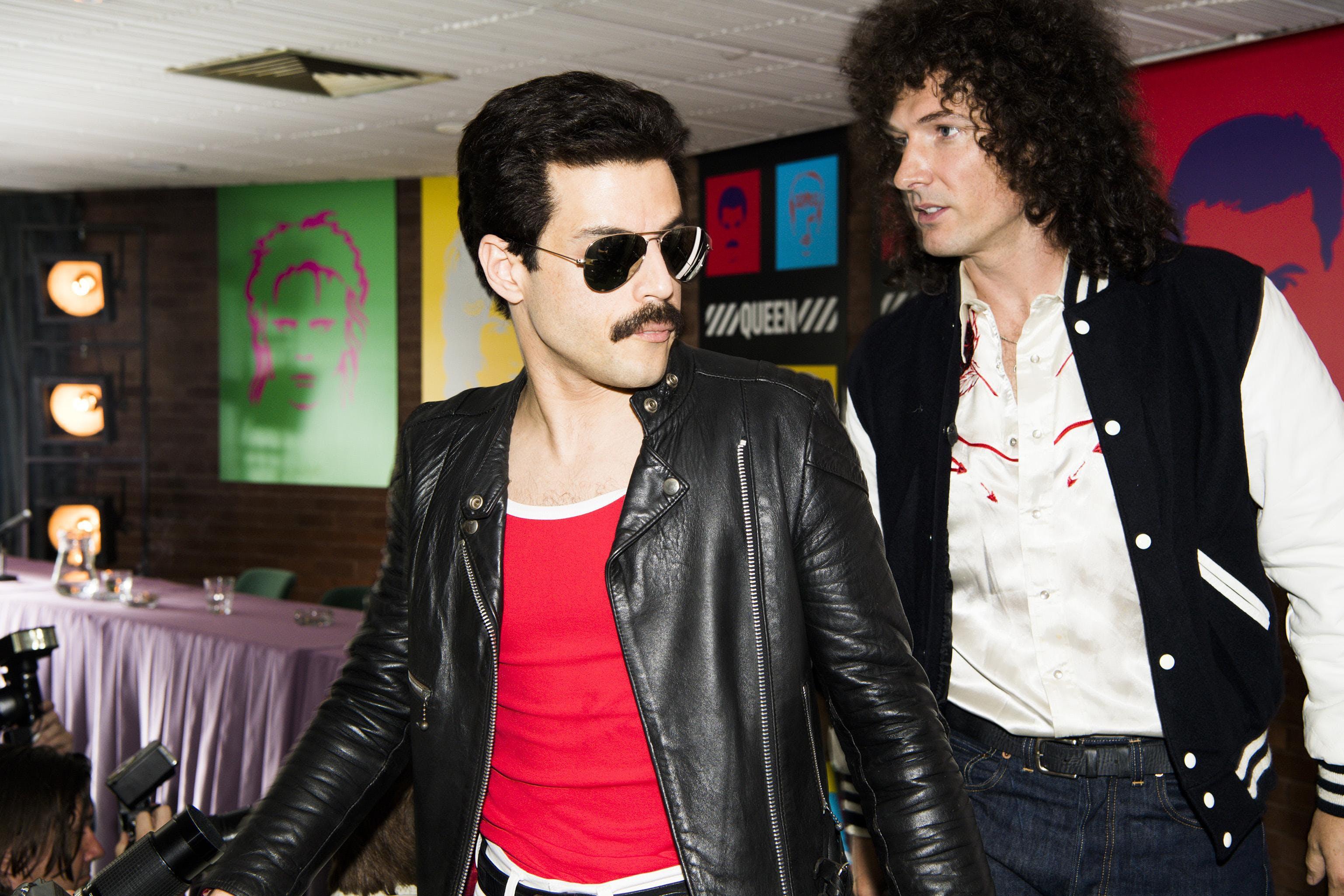 UCLA Free Movie: Bohemian Rhapsody - 30 OCT 2018 Evensi