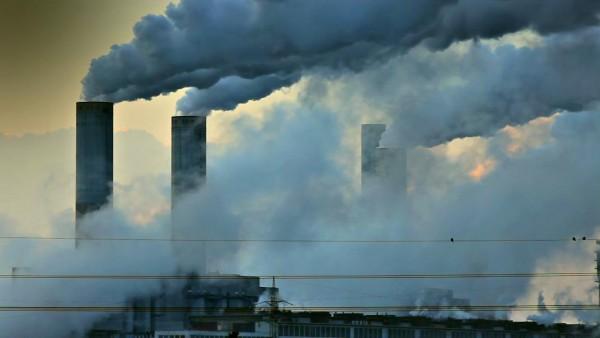 Planta de combustión de carbón. Foto: Sierra Club.