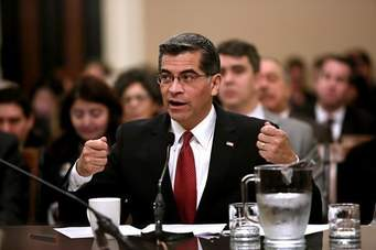 Fiscal General de California, Xavier Becerra. Foto: www.search.tb.ask.com.