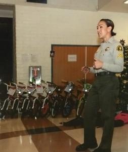 Lolita Harper, vocera de Protect California. Foto: Cortesía de Lolita Harper.