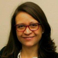 Dra. Cecilia Ríos-Aguilar, de la Universidad de California en Los Ángeles.  Foto: UCLA GSE&IS Ampersand.
