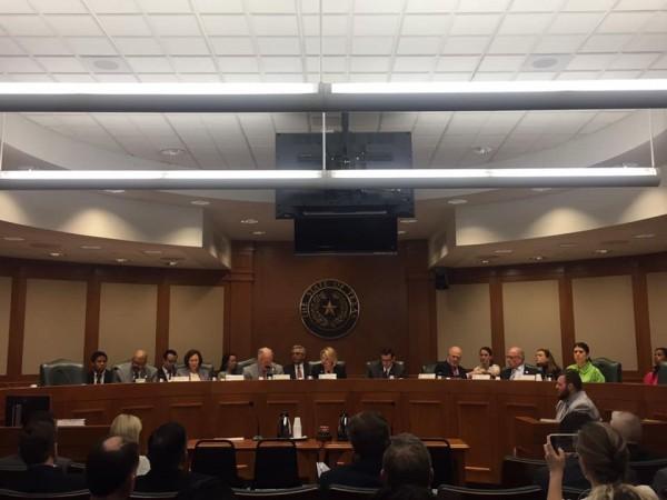 Comité de Nominaciones del Senado estata texano.