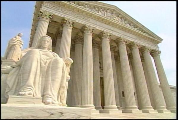 Fachada de la Suprema Corte de Justicia. Foto: Louisiana Law Blog.