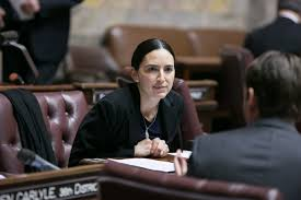 Washington State Senate Democrats Sen. Rebecca Saldaña