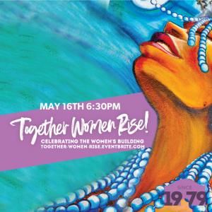 ¡Celebrando el edificio de las mujeres! Disfrute de la increíble comida local, las actuaciones de Cat Call Choir y Banda Sin Nombre. Foto: womensbuilding.org.