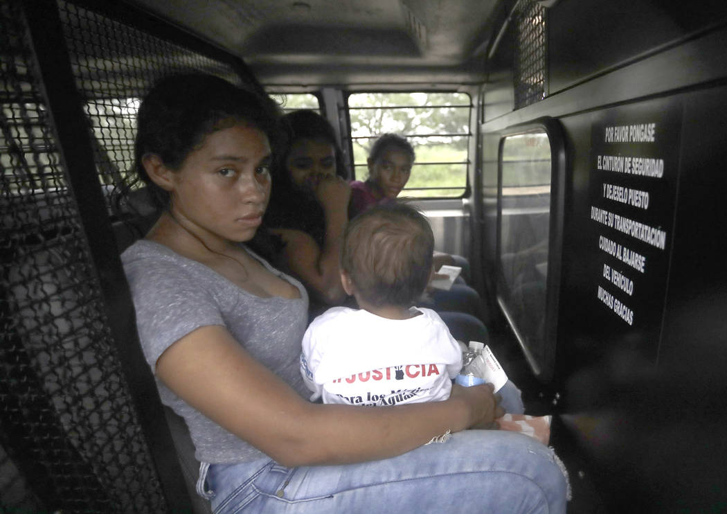 Nevada lawmakers tour border as Trump calls for swift deportations ...