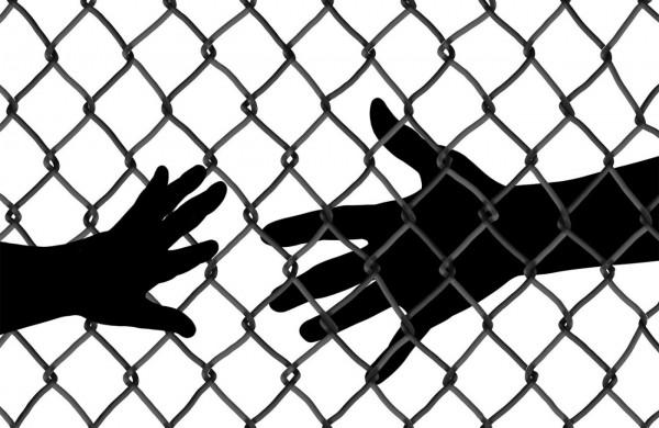 Separación de los niños como parte de la política de Cero tolerancia de la administración Trump. Foto: Eugene Weekly.