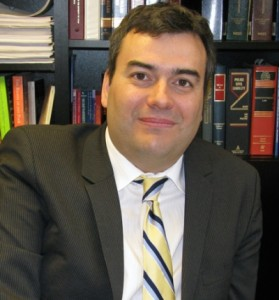 Director Legal de la Unión de Libertades Civiles – Utah, John Mejía. Foto: ACLU Utah página web.
