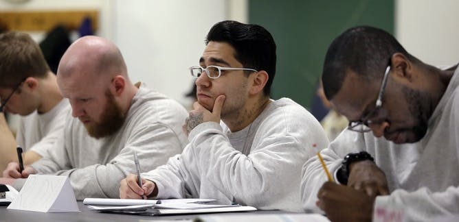 The Conversation Prison education programs have been shown to lead to better employment rates for those who have served time.