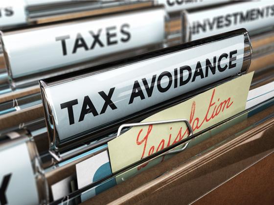 Evasión de impuestos corporativos por parte de compañías de 'Fortune 500'. Foto: https://itep.org.