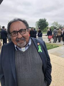 Raúl Grijalva, representante demócrata de Arizona, enuncia que el presidente Trump intenta acabar con la migración centroamericana -entre otras-, con medidas draconianas como la modificación a la ley de asilo.