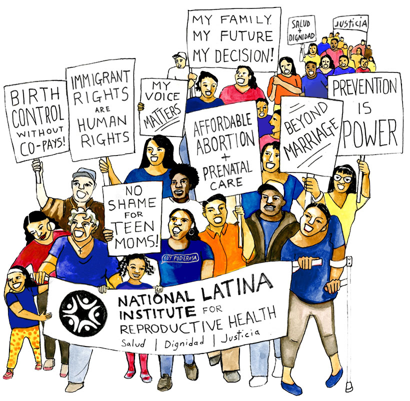 Foto: National Latina Institute for Reproductive Health