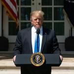 President Donald Trump. Foto: The White House.