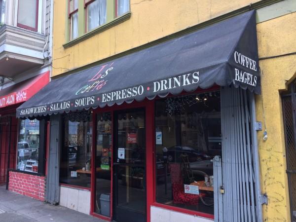 L's Café, en el Distrito de La Misión en San Francisco. Foto: cortesía de Calle 24 Latino Cultural District. Foto: www.yelp.com.