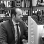 Analista Jerónimo Cortina, Director del Centro de Estudios Mexicoamericanos de la Universidad de Houston. Foto: Mariana Pineda