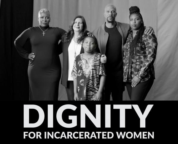 Imagine Justice se une a madres, hermanas, hijas… Las mujeres son la población de más rápido crecimiento en las prisiones de Estados Unidos. Las condiciones en que se alojan muchas de ellas y el tratamiento que reciben son impactantes. Foto: # cut50.