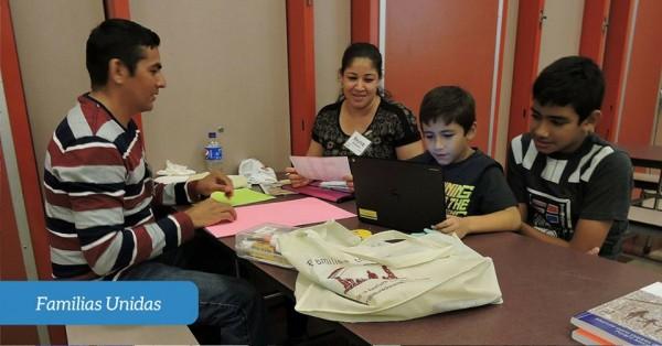 Iniciativa para las familias unidas. Foto: Chan Zuckenberg Initiative/Facebook.