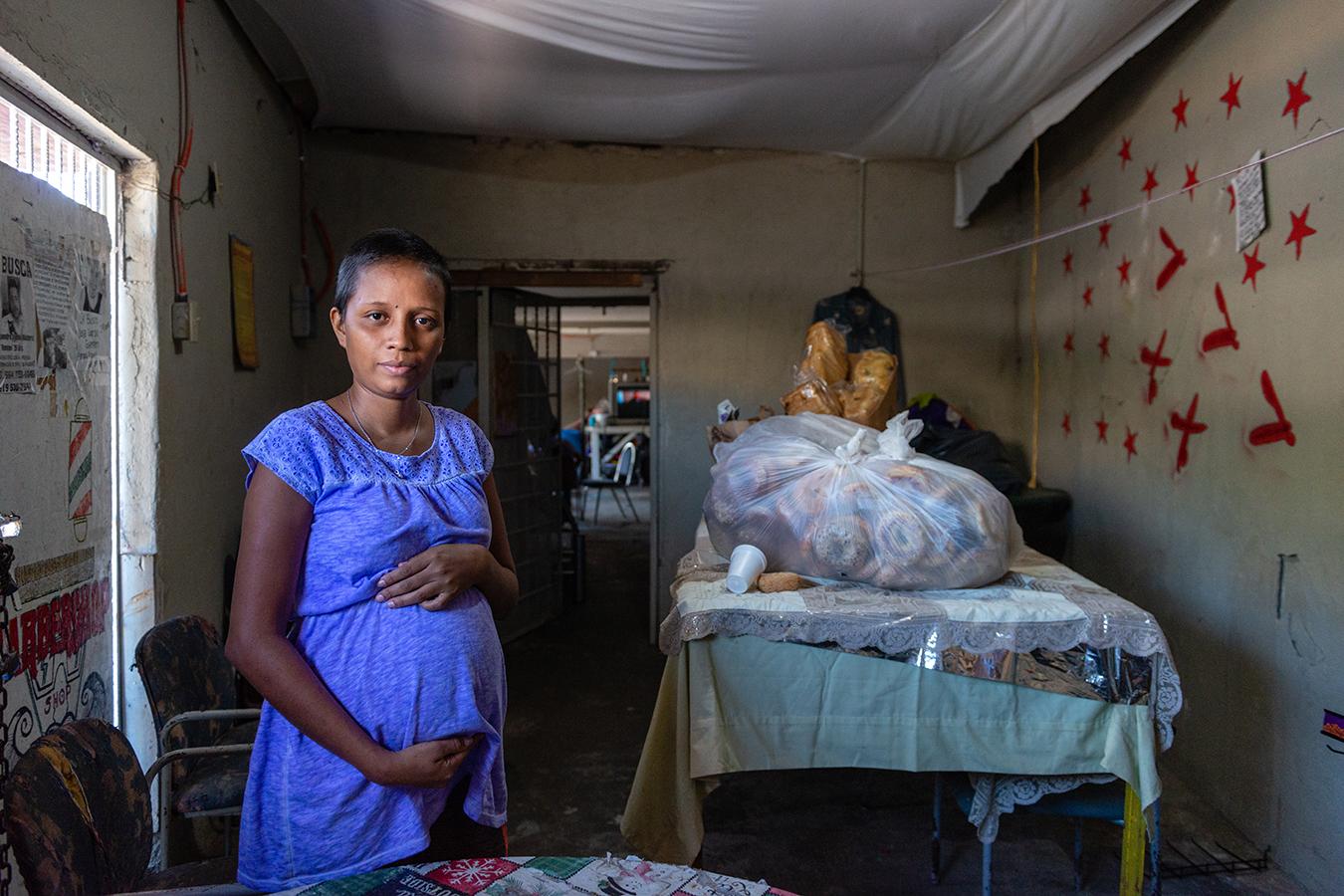 Grevy Marisela Jiménez Martínez. Foto: Heidi de Marco/California Healthline.