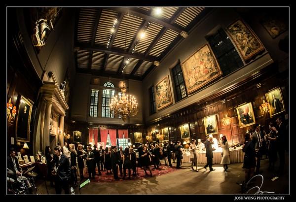 Salón interior del Club Harvard de la Ciduad de Nueva Yorkk. Foto: www.eftgfoirhvafjuxmn.ygto.com.