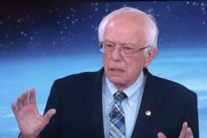 Bernie Sanders, senador independiente por Vermont y hoy candidato a la nominación del Partido Demócrata a la presidencia de EE UU.