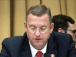 Doug Collins, el congresista republicano de más alto rango del comité Judicial de la Cámara de Representantes.