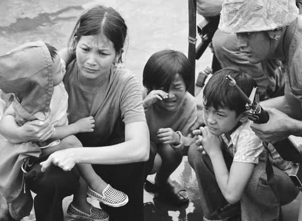 Mayo del 68, la Guerra de Vietnam. Foto: El viejo topo.