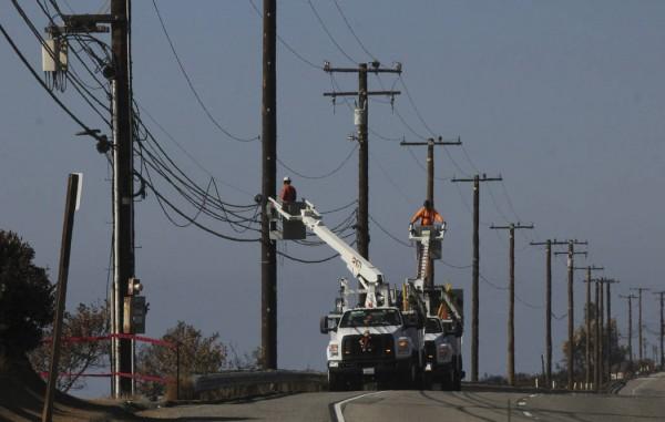 Se espera que el apagón en California afecte a millones. Foto: www.reviewjournal.com.