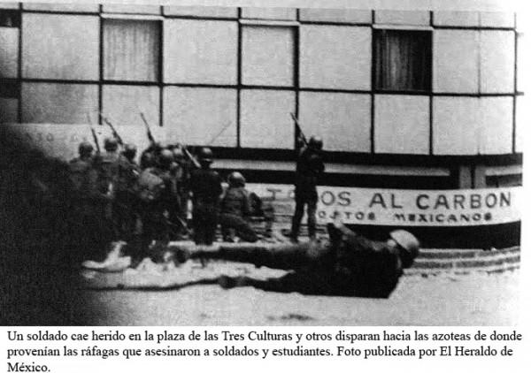 Tlatelolco: 51 años de mitos. Foto: Cilse.