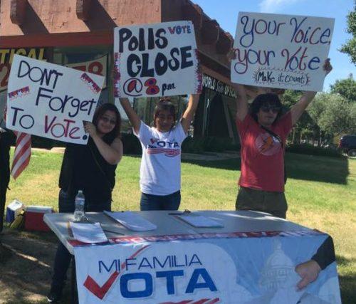 Mi Familia Vota Voting Rights - Mi Familia Vota