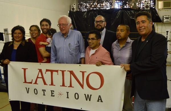 El alcance de Voto Latino en Iowa se basará en un grupo de aproximadamente 50 mil en todo el estado. La campaña se centrará en los 14 condados de Iowa que tienen el mayor porcentaje de votantes latinos. Foto: www.iowastartingline.com.