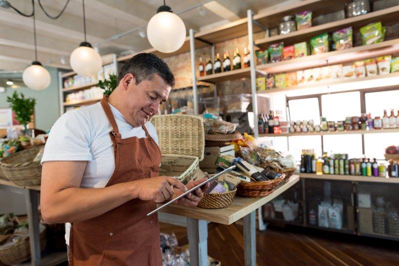 Pequeñas empresas propiedad de latinos como esta, luchan por encontrar capital. Foto: www.lendio.com.