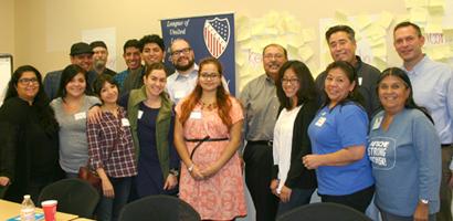 El Consejo 307 de la Liga de Ciudadanos Latinoamericanos Unidos inició el voto latino Iowa, la primera campaña de divulgación y educación del caucus en todo el estado para la comunidad latina, y llevará a cabo más capacitaciones en las próximas semanas. Foto: holaamericanews.com.