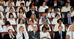 El ala demócrata del Senado de Estados Unidos.